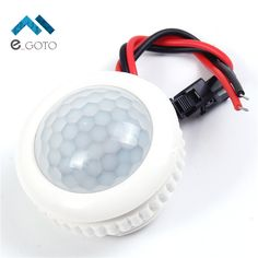 220V 50HZ PIR Lamp IR Infrared Human Body Induction Switch Light Control Ceiling Lamp Motion Sensor Detector On Off