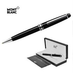 Montblanc Meisterstuck Pen - This is the best ever! Luxury Gifts, Luxury Pens, Expensive Pens, Writing Instruments, Corporate Gifts, Coco Chanel, Hyperrealism, Destiel, Picasso