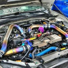 Engine bay on point Owner: : Tag your friends ___________________________________ #jdm #lowlife #jdmculture #subie #subi #subiegang #subieculture #wrx #sti #livefortherumble #turbo #boost #racecar #dailydriver #meaneye #bugeye #blobeye #hawkeye #leggy #subarunation #TeamAru #lowerstandards #illest #stance #fitment #scooby #subaru