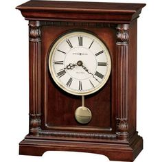 small chiming grandfather clock