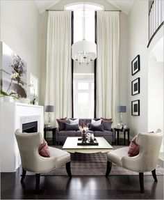 White Living Room Furniture Decorating Ideas 2 Candice Olson 74 Best Black And Cream Rooms Images Interior 10 That Inspired Me Small Home Area