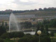 my favorite park in Mardid - parque enrique tierno galvan