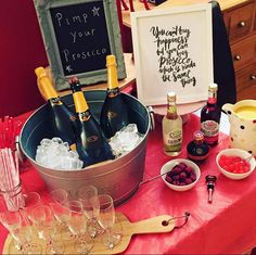 The perfect girls night Pimp your prosecco http://www.sugarrushedblog.com/2015/12/the-perfect-girls-night-in-proseccostand.html