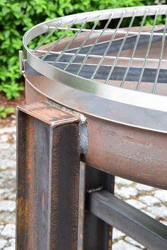Parrilla/tazón de fuente de fuego