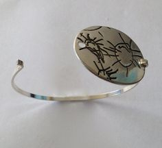 Larger Replacement Bracelet Band by SurfingSilver on Etsy