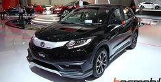 Honda HR-V 2016 Mugen Resmi Dirilis, Apa yang Menarik?