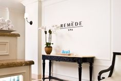 Remede Spa at The St. Regis Hotel New York