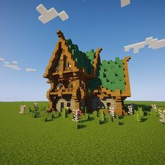 buildcraft @ build craft • Instagram photos and videos in 2020 Minecraft construction Minecraft projects Minecraft houses