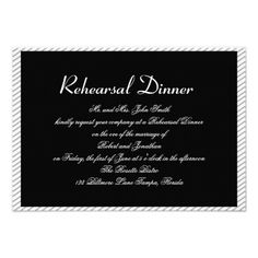 Painted Groom Silhouettes Gay Wedding Rehearsal Personalized Invites