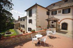 Relais in Tuscany Hotel Vignale Radda in Chianti Siena