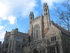 #Universidad de Yale