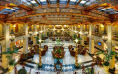 Davenport Hotel, Spokane. by RocketHorse, via Flickr