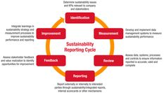Sustainability Reporting Cycle, http://pwc.to/PNhM2U