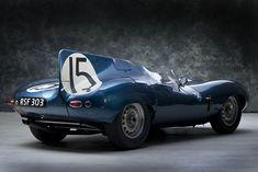 Goodwood Greats   Jaguar D-type gallery