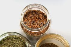 Spices in jar - Pepper