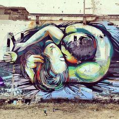 by Alice Pasquini