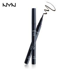 NYN Eyeliner Pencil Waterproof Delineador Color Blue/Purple http://www.aliexpress.com/store/product/NYN-Brand-1pc-Eyeliner-03-Pencil-Waterproof-Lapiz-De-Ojos-Pen-Long-Lasting-Big-Eyes-Liner/1395280_32658522193.html