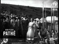 #Scarborough, North Yorkshire - A Page From The Past (1932) #British_Pathe #Yorkshire
