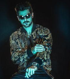 @alok de #MarcJacobs 😎🔝 O DJ além de super talentoso, esbanja estilo 👏🏼 #envyotica #alok #alokpetrillo #djalok
