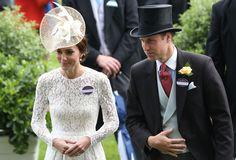 Catalina de Cambridge y el príncipe Guillermo