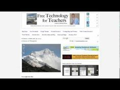 Richard Byrne Video - How to Use ThingLink
