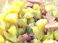 Salade pommes de terre et cervelas
