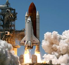 SPACE SHUTTLE ASCENT - The Space Shuttle is now retired, but it continues to inspire the next generation of explorers.  In this activity, students will utilize graphing calculators to make applications of differentiation to the mission data of a space shuttle ascent phase.