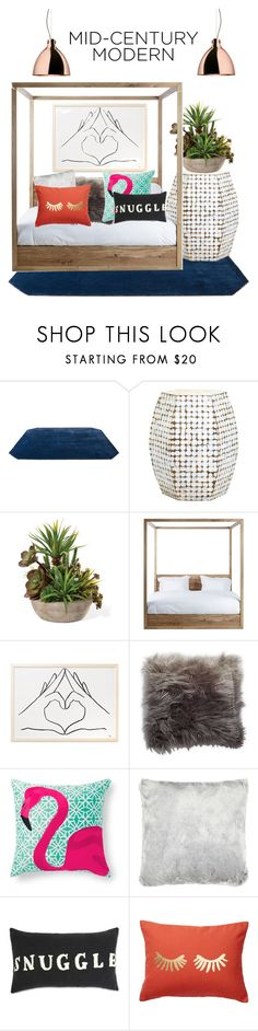 """""""Modern bedroom"""" by coffee4tallah ❤ liked on Polyvore featuring interior, interiors, interior design, home, home decor, interior decorating, &Tradition, Thro, Grandin Road and John Lewis"""