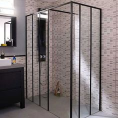 cabine de douche izaroc castorama book pro pinterest. Black Bedroom Furniture Sets. Home Design Ideas