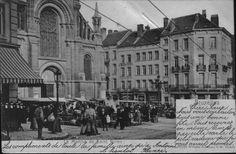 Bruxelles - Le Marché de Saint Gilles