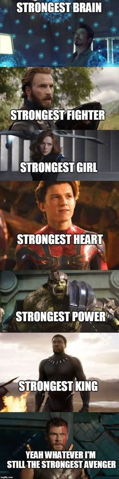 Marvel franchise has been producing the best and most viewed movies worldwide for quite long they multiple movies series here we have collected some of the top and funniest marvel memes from all random marvel movies that will surely crack you up marvel Marvel Avengers, Avengers Humor, Marvel Jokes, Films Marvel, Funny Marvel Memes, Dc Memes, Marvel Dc Comics, Marvel Heroes, Captain Marvel