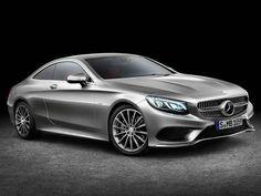 Configurateur nouvelle Mercedes-Benz Classe S Coupé et listing des prix 2016 - Découvrez sur DriveK les caractéristiques et les dimensions de la nouvelle Classe S Coupé