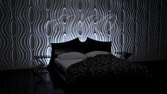 Mystic Гипсовые 3D панели EViRO серии Mystic поражают изящностью и грациозностью волнистых линий и изгибов. Материал создает атмосферу спокойствия и безмятежности. При этом панели с таким лаконичным рисунком смогут стать отличным фоном для оригинальных светильников или картин. Для создания уникального интерьера дизайнеры нередко окрашивают стеновые панели в самые разнообразные цвета или используют сразу несколько оттенков. Украсив стену такими панелями,
