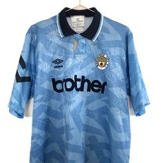 1991 City shirt XL @umbro at its best  Link in bio