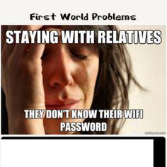 First World Problems! on Pinterest   99 Problems, Ha Ha ...
