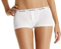 Forget CK - Hanes makes a cotton boxer brief for women. (You ll f41c254631