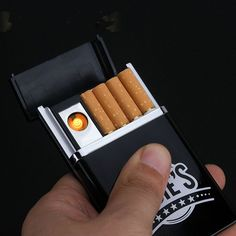 Electronic USB Rechargeable Lighter