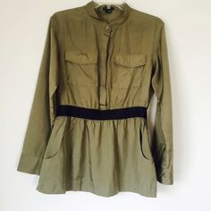 THEORY TUNIC THEORY TUNIC. Size 6. NEW WITHOUT TAGS. No trades, offers welcome. Theory Tops Tunics
