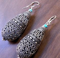 silver ethnic jewellery- my favorite