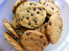 Chocolate Chips Cookies....step by step.