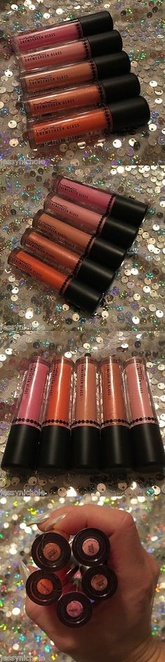 wholesale Makeup: Lot Of 5 Brand New Mac Cosmetics Cremesheen Glass Lip Gloss Full Size -> BUY IT NOW ONLY: $59.99 on eBay!