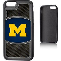 Michigan Wolverines Apple iPhone 6 (4.7 inch) Bumper Case