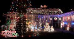 Christmas lights in Arizona!  www.TheChristmasLightsDVD.com