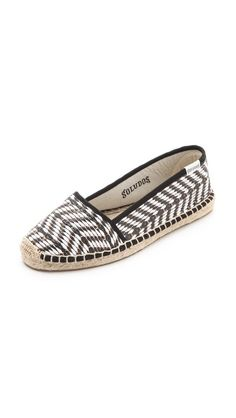 woven raffia espadrilles / soludos Perfect for tropical vacation with lots of walking!