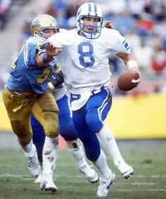 Happy Steve Young Day: 8 Days to Kickoff! - Loyal Cougars