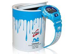 TURBOKOLOR x Casio G-Shock DW-6900 Watch