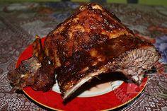 Resepi BBQ Rusuk Kambing