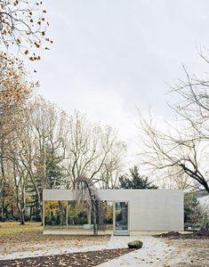 Gallery - Cafe Pavilion / Martenson and Nagel Theissen Architecture - 12