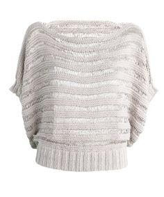 Tamanho: único. Material • 2 novelos crus (Círculo Alfazema 7684) • 3 rolos crus (Círculo Susi 7684) • Agulha para tricô nº 4, 5 ... Crochet Cowel, Crochet Chart, Love Crochet, Clothing Patterns, Knitting Patterns, Crochet Patterns, Knitwear Fashion, Knit Fashion, Broomstick Lace