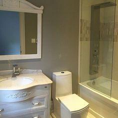 Functional and quality made vanities for all sizes of bathrooms! #LeasideProject #smallbathrooms  #designing #design #bathroomideas #bathroom #bath #home #life #homedecor #designer #design #decor #decorator #builder #interiors #interiordesign #bathroomvanity #beautiful #godibathroom by dezignmarket Bathroom designs.
